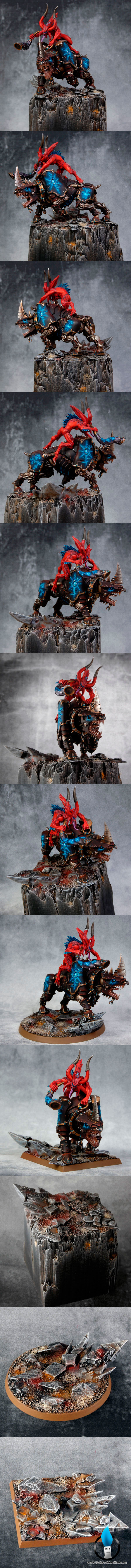 Daemons of Chaos Blood Crusher